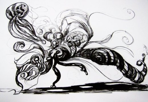 Overload, Lithograph 2007