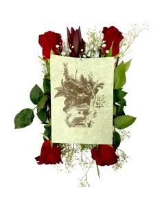 empty in roses